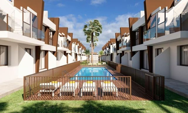 2 sypialnia Bungalow na sprzedaż w San Pedro del Pinatar z basenem - 155 000 € (Ref: 6157194)