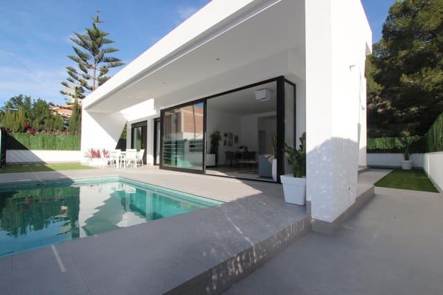 3 sypialnia Willa na sprzedaż w Pinar de Campoverde z basenem - 319 000 € (Ref: 6157255)