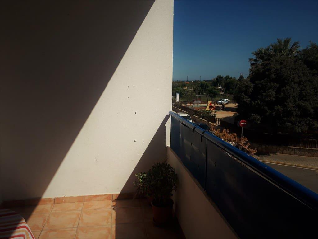 Piso de 3 habitaciones en Ondara en venta con garaje - 132.000 € (Ref: 5086516)