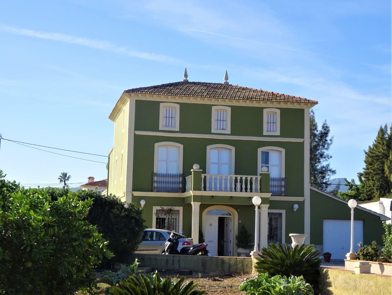 Chalet de 5 habitaciones en Ondara en venta con piscina - 580.000 € (Ref: 5086688)