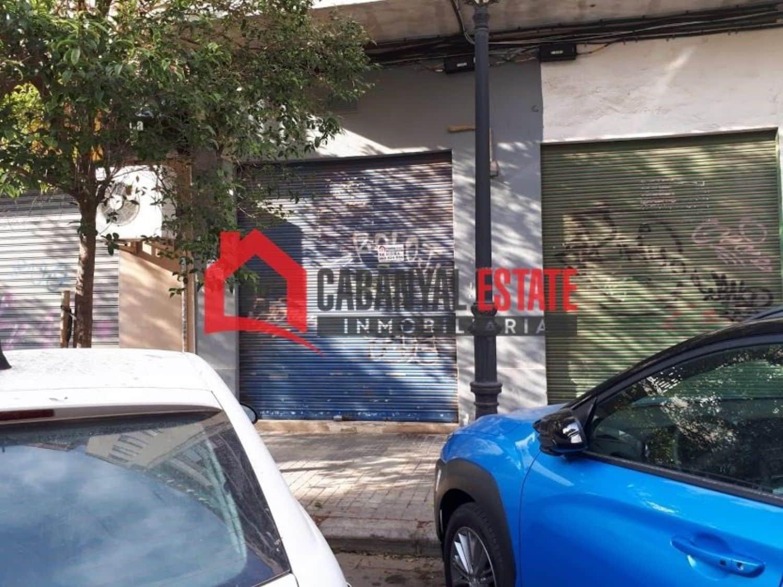 Kommersiell att hyra i Valencia stad - 700 € (Ref: 5069643)