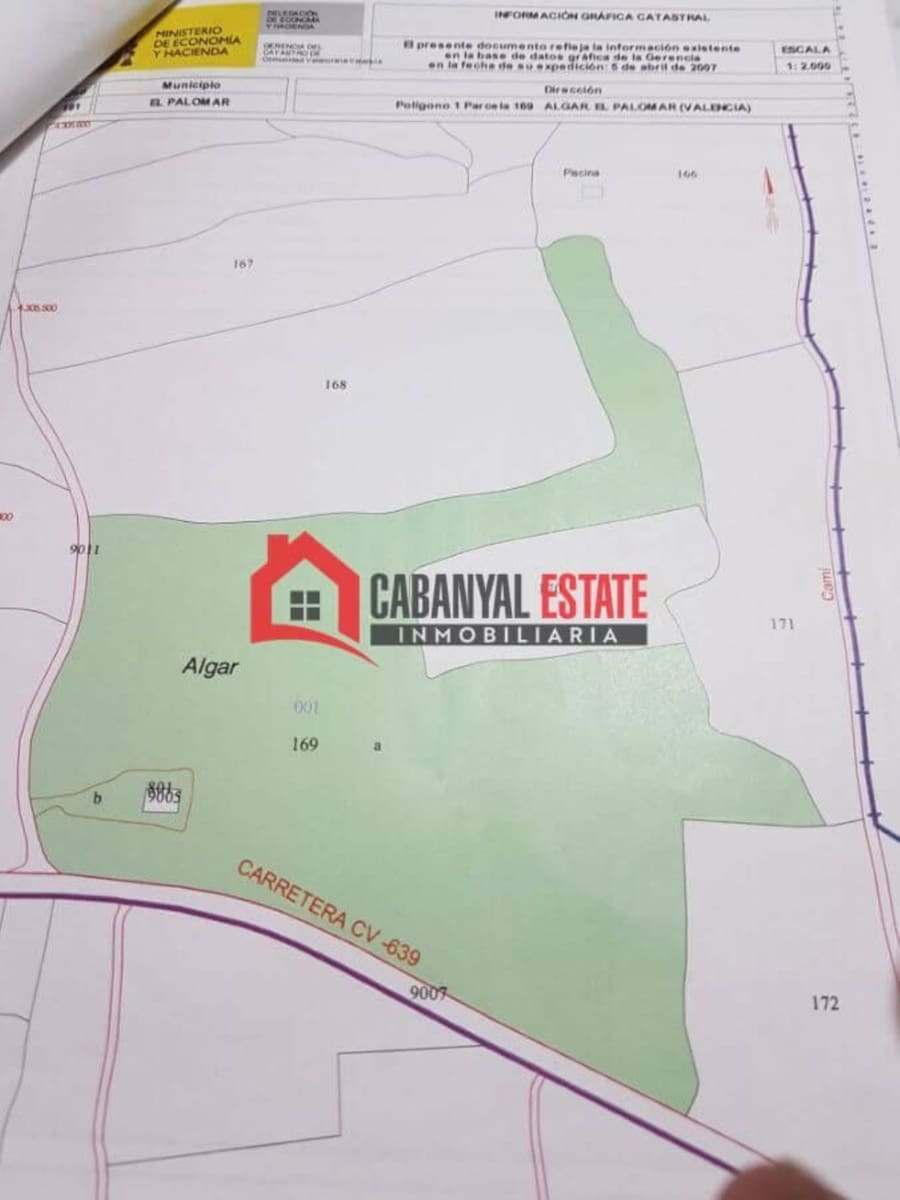 Terre non Aménagée à vendre à Trebujena - 225 000 € (Ref: 5120939)
