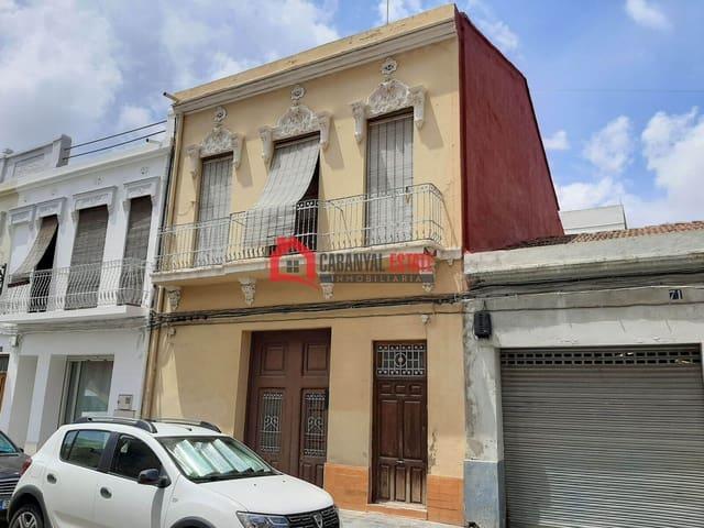 3 sovrum Radhus till salu i Valencia stad - 325 000 € (Ref: 5413572)