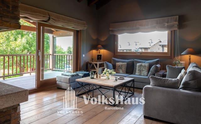 Chalet de 5 habitaciones en Urús en venta - 750.000 € (Ref: 5775120)
