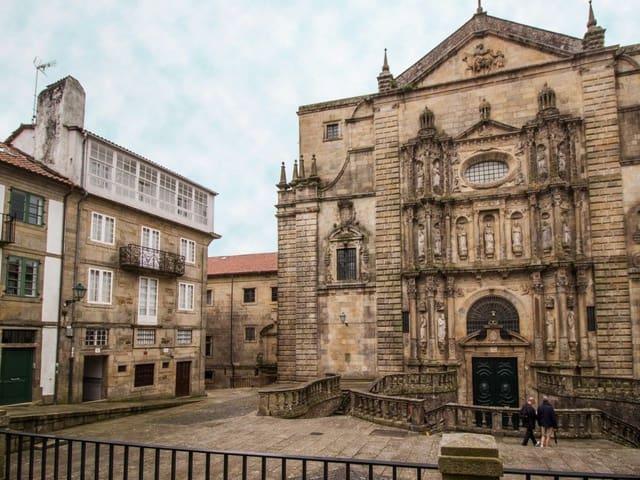 5 sovrum Hus till salu i Santiago de Compostela - 989 000 € (Ref: 5134096)