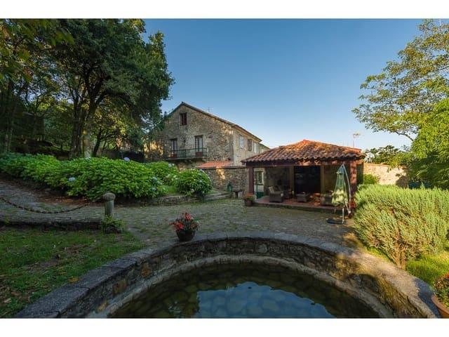 6 sovrum Finca/Hus på landet till salu i A Pobra do Caraminal med garage - 1 000 000 € (Ref: 5135101)