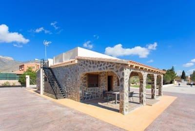 2 Zimmer Villa zu verkaufen in El Hondon mit Pool - 245.000 € (Ref: 5402054)