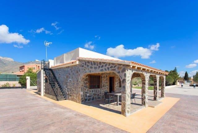 2 quarto Moradia para venda em El Hondon com piscina - 245 000 € (Ref: 5402054)