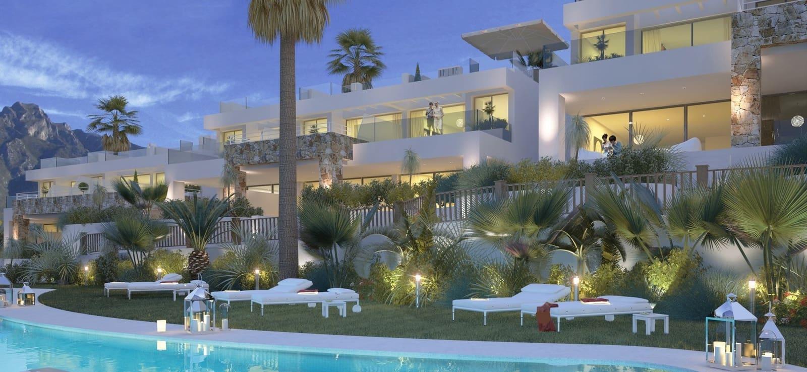3 chambre Bungalow à vendre à Marbella avec piscine - 835 000 € (Ref: 5402112)