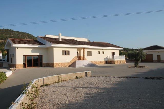 4 chambre Villa/Maison à vendre à Pinoso avec piscine - 374 000 € (Ref: 5417930)
