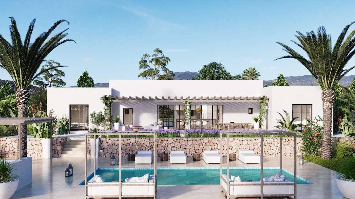 Byggetomt til salgs i Santa Gertrudis de Fruitera - € 1 050 000 (Ref: 5474598)