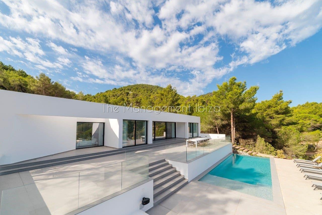 5 bedroom Villa for holiday rental in San Jose / Sant Josep with pool garage - € 7,200 (Ref: 5171274)