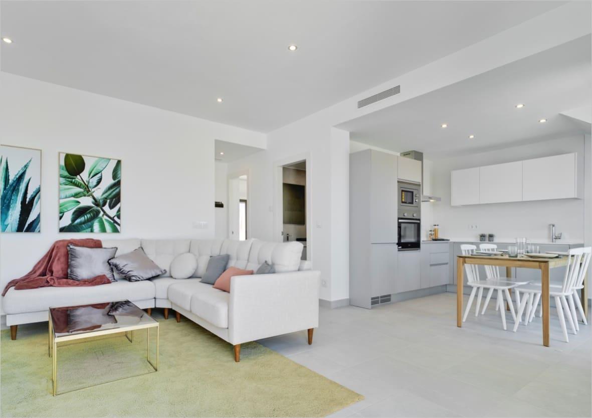 Apartamento de 3 habitaciones en Pilar de la Horadada en venta con piscina - 194.900 € (Ref: 5066892)