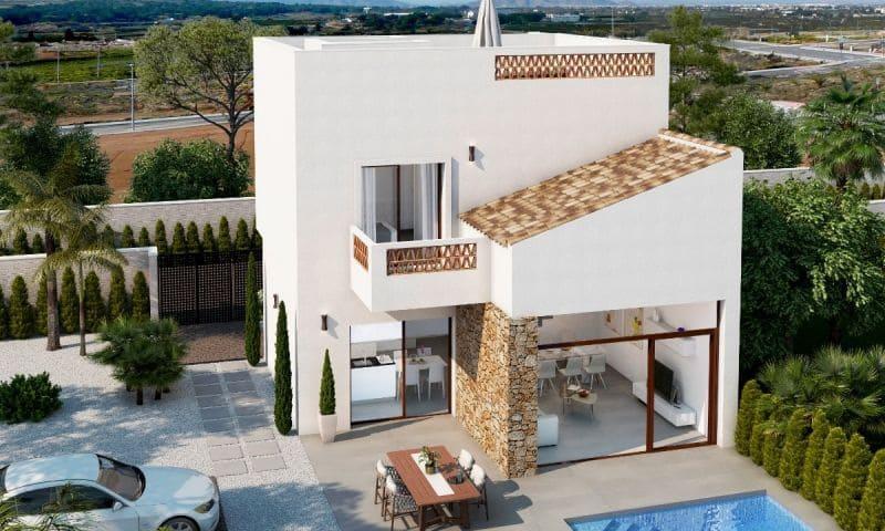 Chalet de 3 habitaciones en Benijófar en venta - 254.900 € (Ref: 5068732)