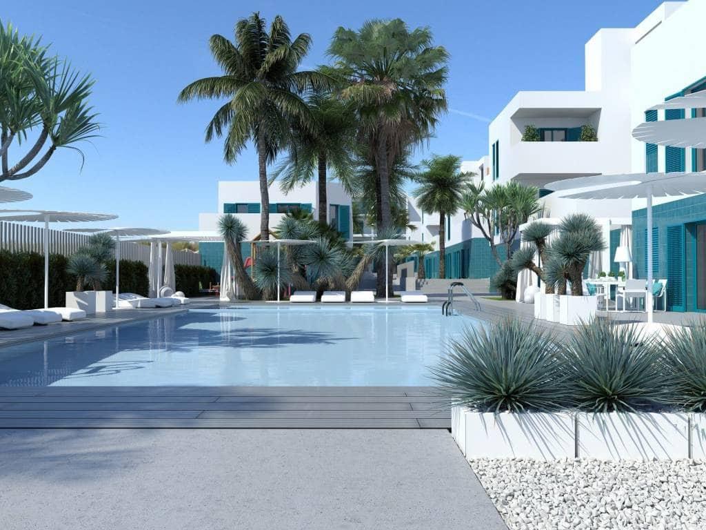 Apartamento de 3 habitaciones en Playa Flamenca en venta con piscina - 191.000 € (Ref: 5073480)