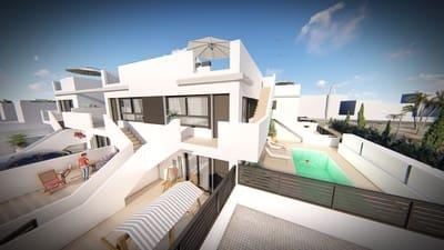 Ático de 2 habitaciones en San Pedro del Pinatar en venta con piscina - 159.900 € (Ref: 5073515)