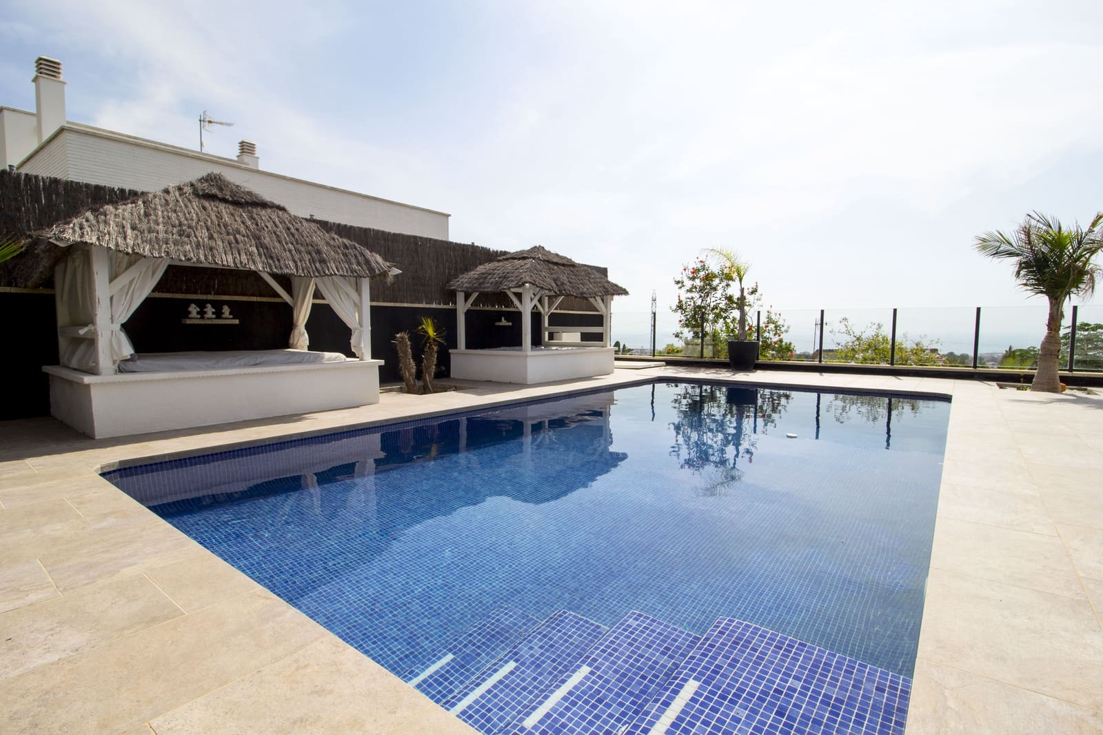 3 bedroom Villa for rent in Calafell with pool garage - € 2,500 (Ref: 6046254)