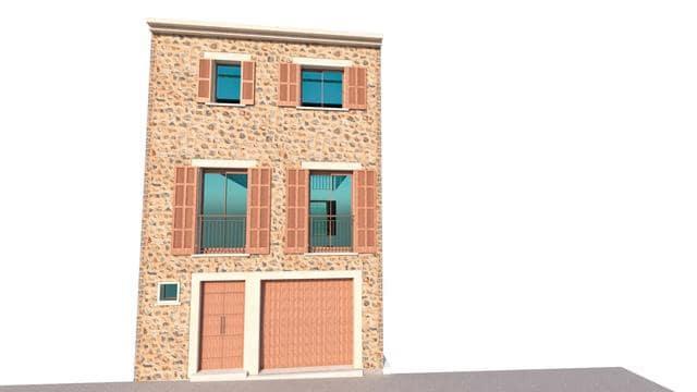Terreno/Finca Rústica en Sóller en venta - 205.000 € (Ref: 5083614)