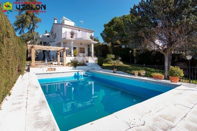 6 Zimmer Finca/Landgut zu verkaufen in La Zubia mit Pool Garage - 355.000 € (Ref: 5686094)