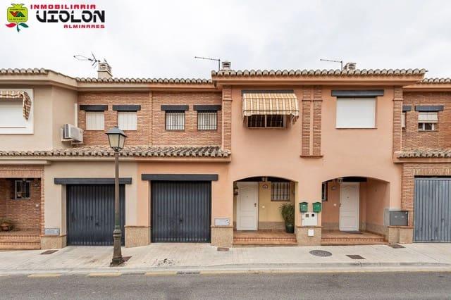 3 Zimmer Reihenhaus zu verkaufen in Huetor Vega mit Garage - 144.500 € (Ref: 5686165)