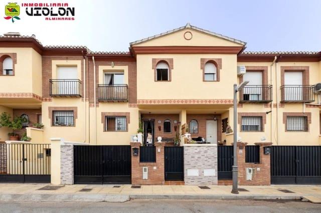 3 sypialnia Dom szeregowy na sprzedaż w Churriana de la Vega z garażem - 210 000 € (Ref: 5686248)