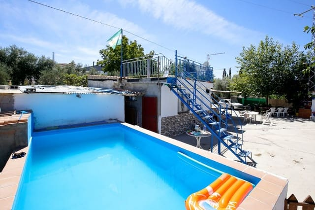 2 Zimmer Finca/Landgut zu verkaufen in Cajar - 250.000 € (Ref: 5603783)