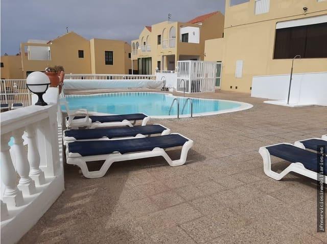 1 soveværelse Lejlighed til leje i Caleta de Fuste med swimmingpool - € 500 (Ref: 6061137)