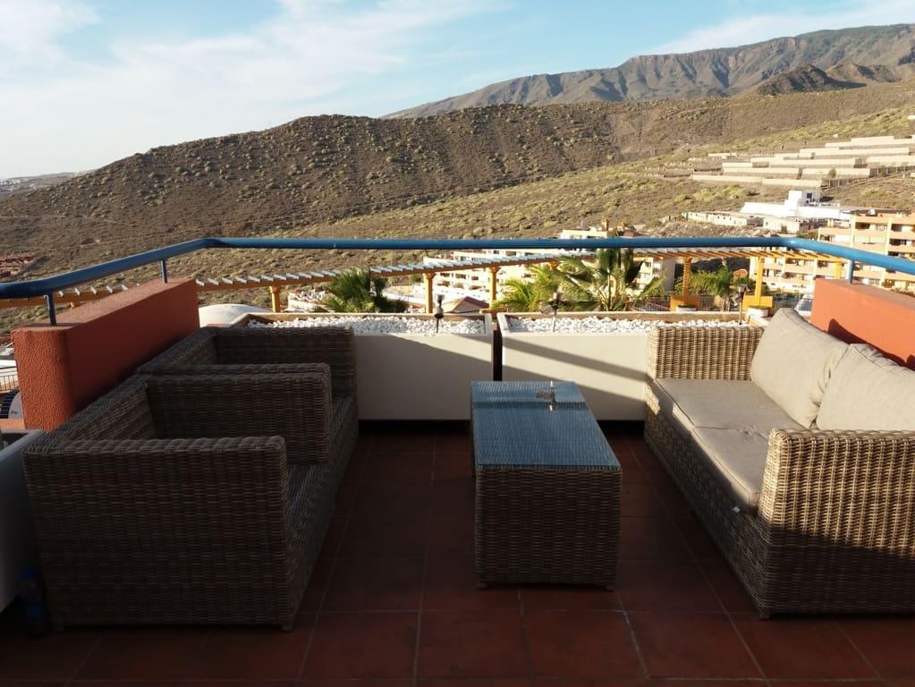 2 slaapkamer Flat te huur in Costa Adeje met garage - € 870 (Ref: 5121873)