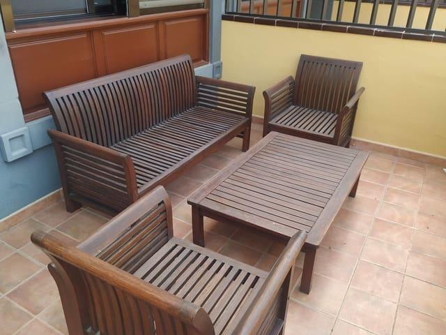 3 soverom Rekkehus til leie i El Medano med svømmebasseng garasje - € 1 100 (Ref: 6250164)