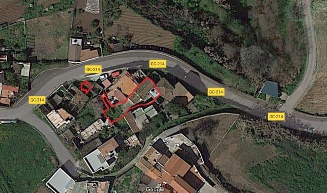 3 Zimmer Villa zu verkaufen in Valleseco - 79.000 € (Ref: 5523705)