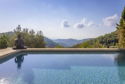 4 bedroom Finca/Country House for sale in Esporles with pool garage - € 1,450,000 (Ref: 5302570)