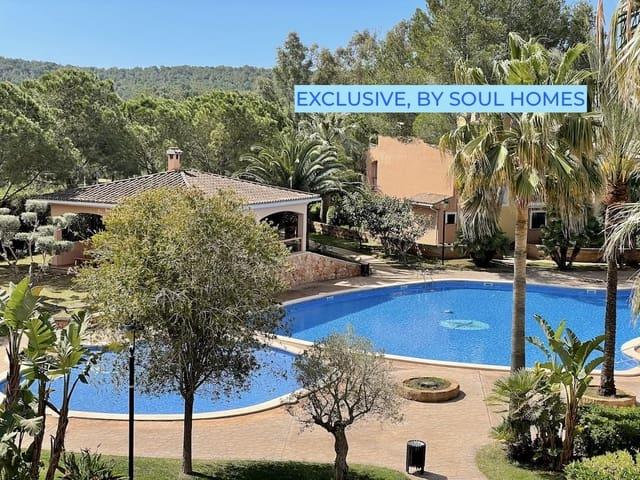 3 sypialnia Dom szeregowy na sprzedaż w Santa Ponsa - 572 000 € (Ref: 6089956)