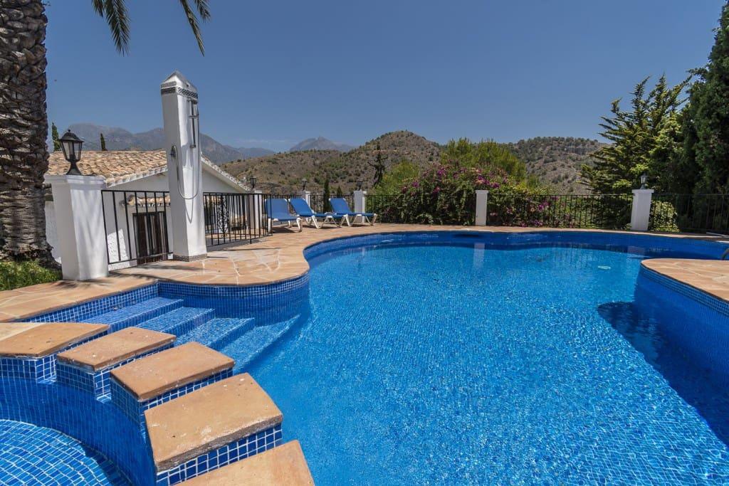 4 bedroom Villa for sale in Nerja with pool - € 675,000 (Ref: 5173704)