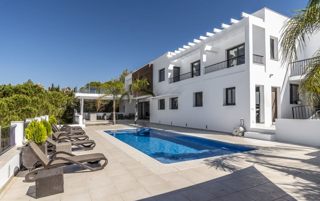 6 bedroom Villa for sale in Nerja with pool - € 1,250,000 (Ref: 5173734)