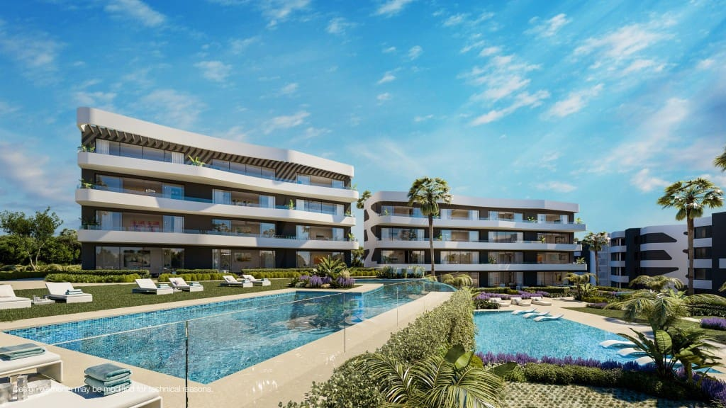 2 bedroom Apartment for sale in Benalmadena with pool - € 275,000 (Ref: 5173928)
