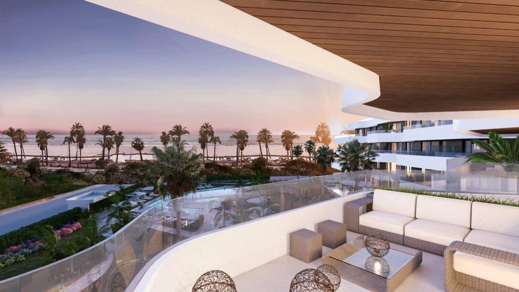 2 bedroom Apartment for sale in Torremolinos with pool garage - € 730,500 (Ref: 5174073)