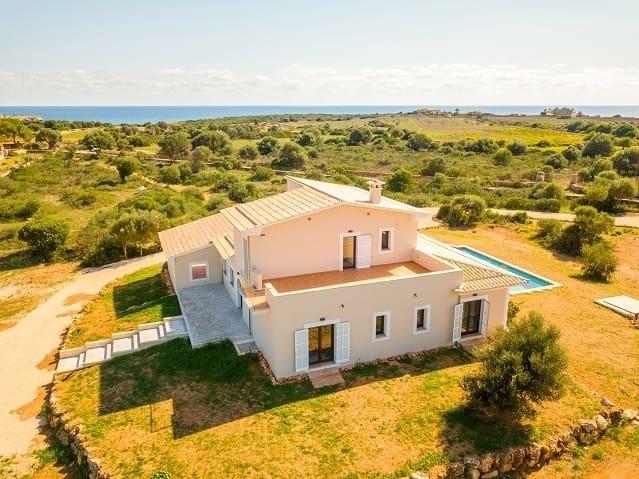 3 camera da letto Finca/Casa di Campagna in vendita in S'Illot con piscina garage - 1.480.000 € (Rif: 5698045)