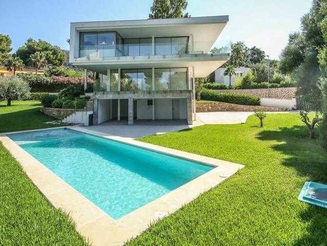 Chalet de 3 habitaciones en Costa de los Pinos en venta con piscina garaje - 2.190.000 € (Ref: 5698070)