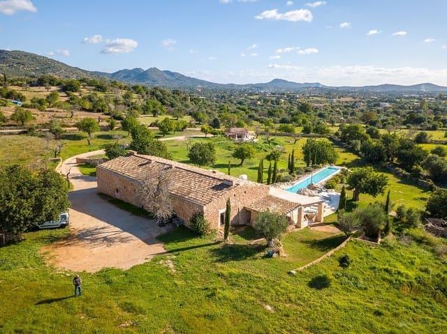 Finca/Casa Rural de 5 habitaciones en Sant Llorenç des Cardassar en venta con piscina garaje - 1.950.000 € (Ref: 5698096)