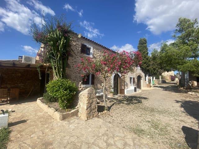 5 chambre Finca/Maison de Campagne à vendre à Calonge avec piscine garage - 1 475 000 € (Ref: 5698133)