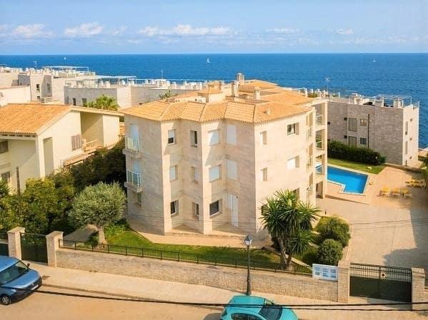 3 soverom Leilighet til leie i Cala Figuera med svømmebasseng - € 1 600 (Ref: 5698176)
