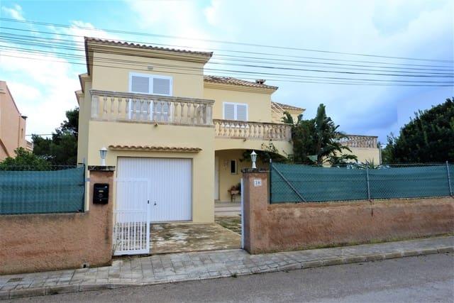 5 soveværelse Villa til leje i Santanyi med swimmingpool garage - € 3.000 (Ref: 5698335)