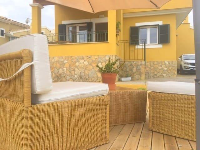 3 soverom Villa til leie i Calas de Mallorca - € 1 000 (Ref: 5698336)