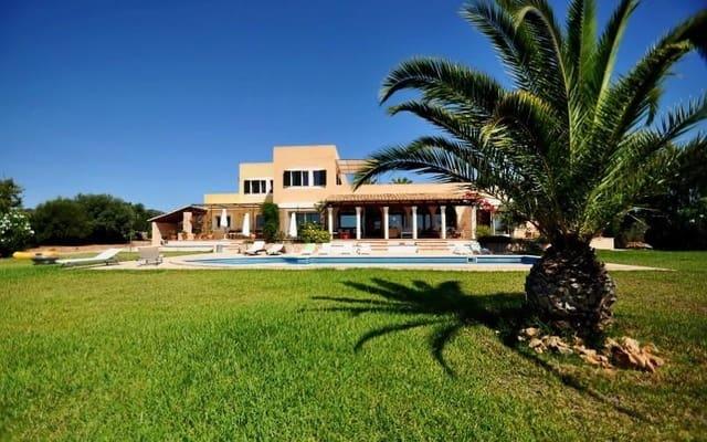 6 Zimmer Finca/Landgut zu verkaufen in Portocolom mit Pool - 3.200.000 € (Ref: 5826324)