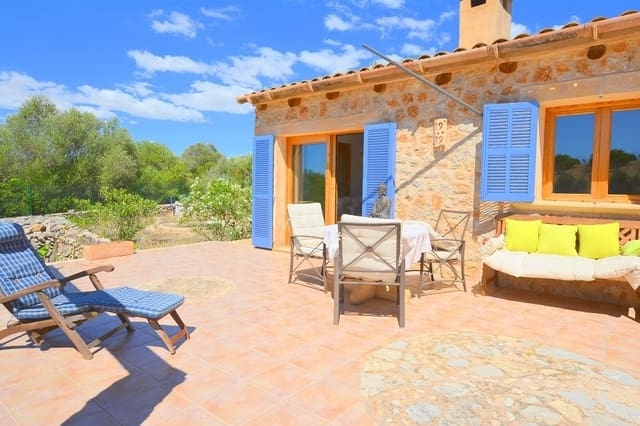 2 soverom Villa til leie i Sant Llorenc des Cardassar - € 1 700 (Ref: 5843529)