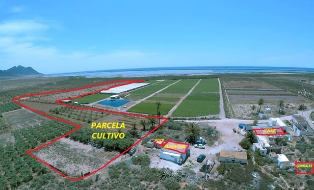 Działka budowlana na sprzedaż w El Cabo de Gata - 187 000 € (Ref: 5140286)