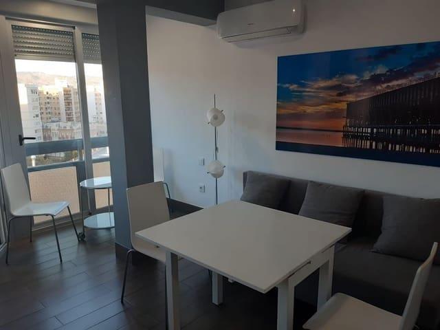 1 sypialnia Mieszkanie do wynajęcia w Miasto Almeria - 470 € (Ref: 5953821)