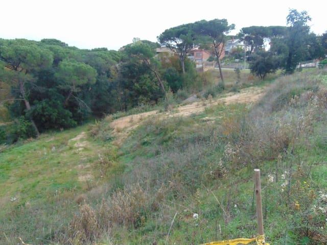 Terreno Não Urbanizado para venda em Fogars de la Selva - 55 000 € (Ref: 5102207)