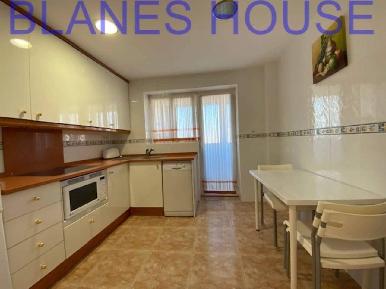 3 chambre Penthouse à vendre à Blanes avec garage - 199 000 € (Ref: 5102329)