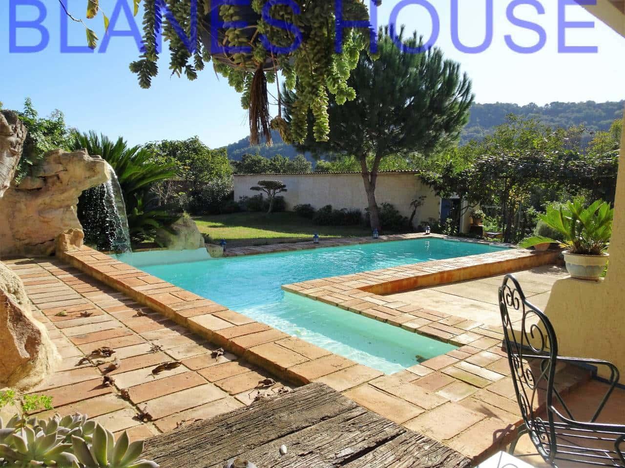 8 sypialnia Dom na sprzedaż w Sant Feliu de Buixalleu z basenem garażem - 495 000 € (Ref: 5105576)